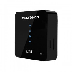 روتر بی سیم 4G و پاور بانک نزتک  Naztech NZT-9930 4G Router Wi-Fi Hotspot and Powerbank