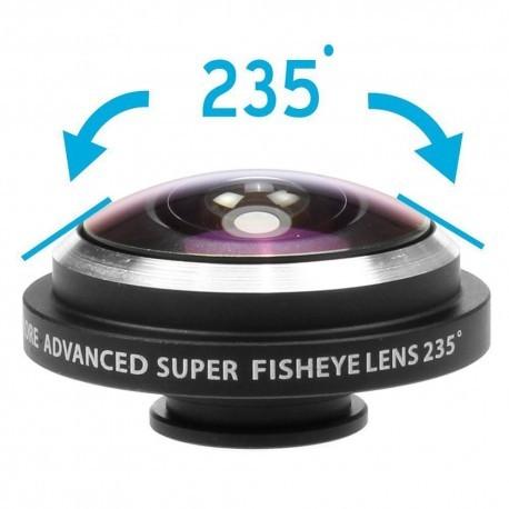 لنز کلیپسی سوپر فیشآی IB-F20 Super FISHEYE 235