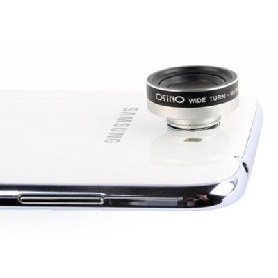 لنز مغناطیسی واید و ماکرو Osino Wide Angle & Macro Lens