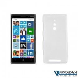 قاب محافظ ژله ای برای Nokia Lumia 830
