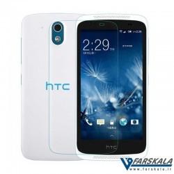 محافظ صفحه نمایش شیشه ای برای HTC Desire 526