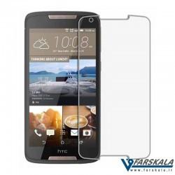 محافظ صفحه نمایش شیشه ای برای HTC Desire 828