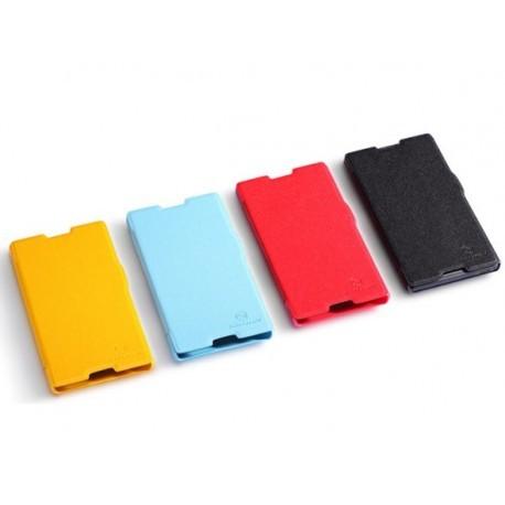 کیف چرمی نیلکین Nillkin برای گوشی Sony Xperia C
