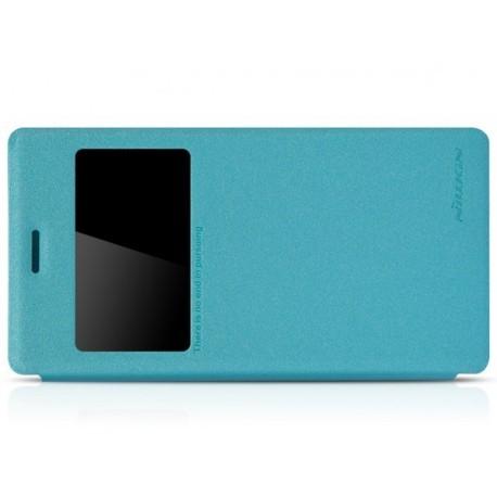 کیف چرمی نیلکین Nillkin  برای گوشی Sony Xperia M2