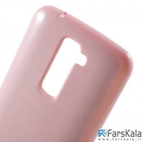 قاب محافظ ژله ای رنگی GOOSPERY MERCURY برای LG K10