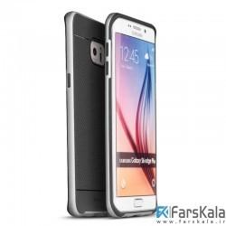 گارد محافظ iPAKY PC Frame برای گوشی Samsung Galaxy S6 edge