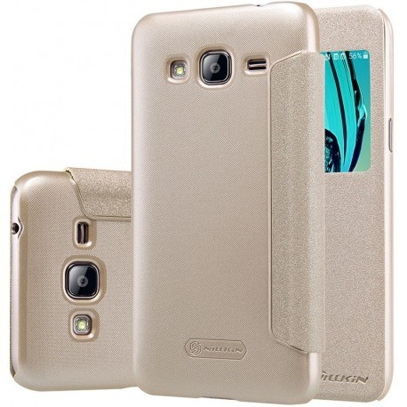 کیف محافظ نیلکین Nillkin-Sparkle برای گوشی Samsung Galaxy J3