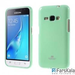 قاب محافظ ژله ای رنگی MERCURY GOOSPERY برای 2016 Samsung Galaxy J1