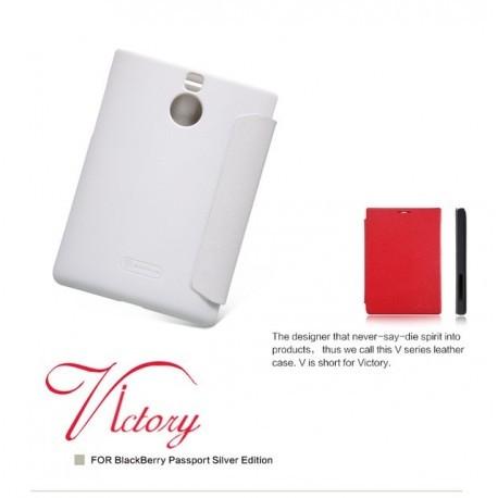 کیف محافظ نیلکین Nillkin-Sparkle برای گوشی BlackBerry Passport Silver
