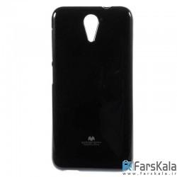 قاب محافظ ژله ای رنگی GOOSPERY MERCURY برای HTC Desire 820 Mini