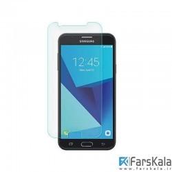 محافظ صفحه نمایش شیشه ای برای Samsung Galaxy J7 Max