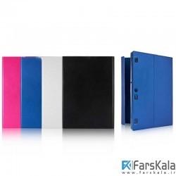 کیف محافظ Book Cover برای تبلت Lenovo A10-70 A7600