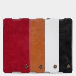 کیف چرمی Nillkin-Qin برای گوشی Sony Xperia C5 Ultra