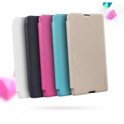 کیف محافظ نیلکین Nillkin-Sparkle برای گوشی Sony Xperia M5