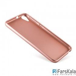 محافظ ژله ای سیلیکونی اچ ت سی TT SBORN TPU Case HTC Desire 820