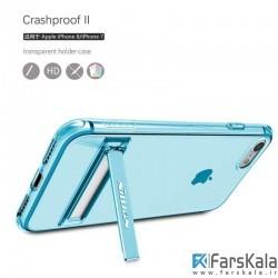 قاب محافظ ژله ای نیلکین  Nillkin Crashproof 2 Series TPU transparent Apple iPhone 8