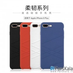 قاب محافظ سیلیکونی نیلکین Nillkin Flex liquid Apple iPhone 8 Plus
