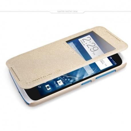 کیف محافظ نیلکین Nillkin-Sparkle برای گوشی HTC Desire 526