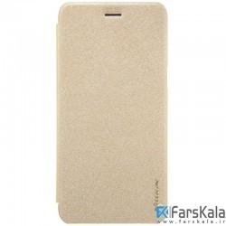 کیف نیلکین Nillkin Sparkle Leather Case Oneplus 5