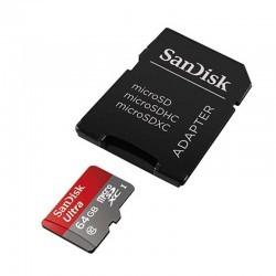 رم میکرو اسدی 64 گیگابایت SanDisk Class 10 320X