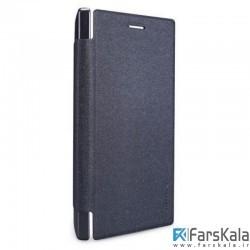 کیف نیلکین Nillkin Sparkle Leather Case Nokia Lumia 830