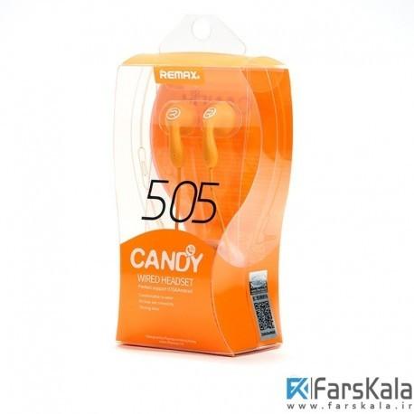 هندزفری REMAX مدل RM-505 Candy