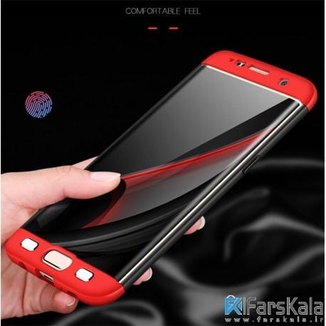 قاب محافظ  با پوشش 360 درجه  Samsung Galaxy S6 edge Full Cover