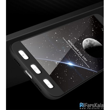 قاب محافظ  با پوشش 360 درجه  Xiaomi Redmi 4X Full Cover