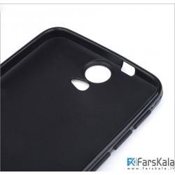 قاب محافظ ژله ای رنگی GOOSPERY MERCURY برای HTC One E9 plus
