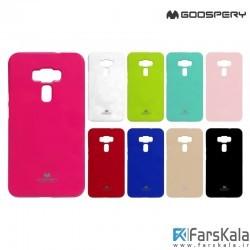 قاب محافظ ژله ای رنگی GOOSPERY MERCURY برای Asus Zenfone 3 ZE552KL