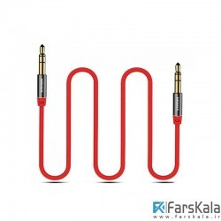 کابل انتقال صدا ریمکس Remax RL-L200 3.5mm AUX Cable