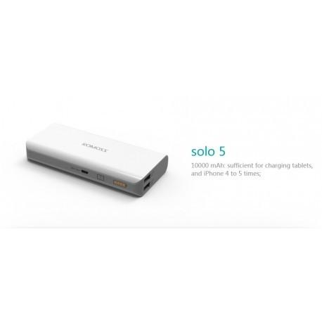 پاوربانک Romoss Solo 5 10000mAH Power Bank