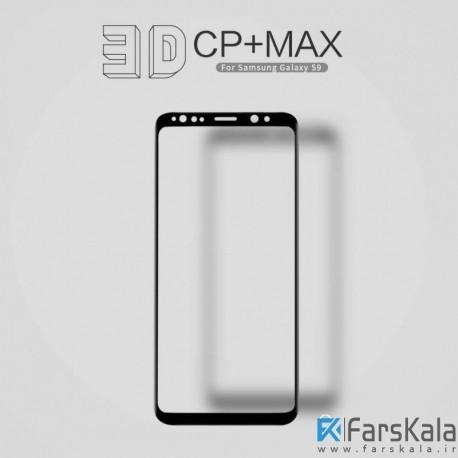 محافظ صفحه نمایش شیشه ای برای Nillkin Amazing 3D CP+ Max Samsung Galaxy S9