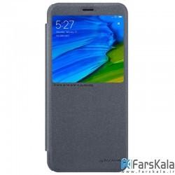 کیف نیلکین Nillkin Sparkle Case Xiaomi Redmi Note 5 Pro