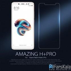 محافظ صفحه نمایش شیشه ای نیلکین Nillkin H+ Glass Xiaomi Redmi Note 5 Pro