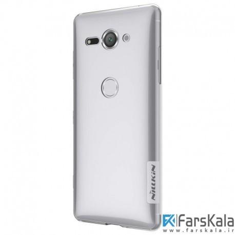 محافظ ژله ای نیلکین Nillkin Nature TPU Case Sony Xperia XZ2 Compact