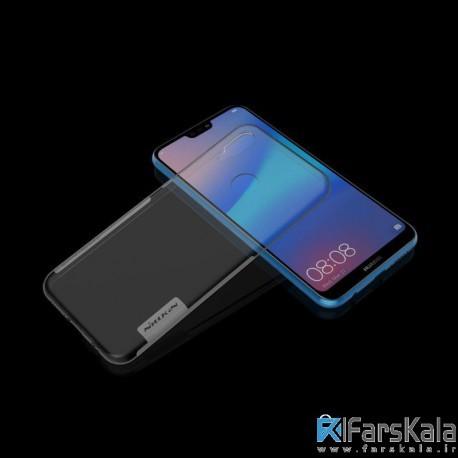 محافظ ژله ای نیلکین (Nillkin Nature TPU Case Huawei P20 Lite (Nova 3E