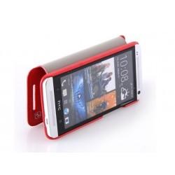 کیف چرمی HOCO برای گوشی HTC ONE