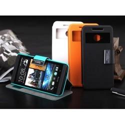 کیف چرمی Rock برای گوشی HTC ONE